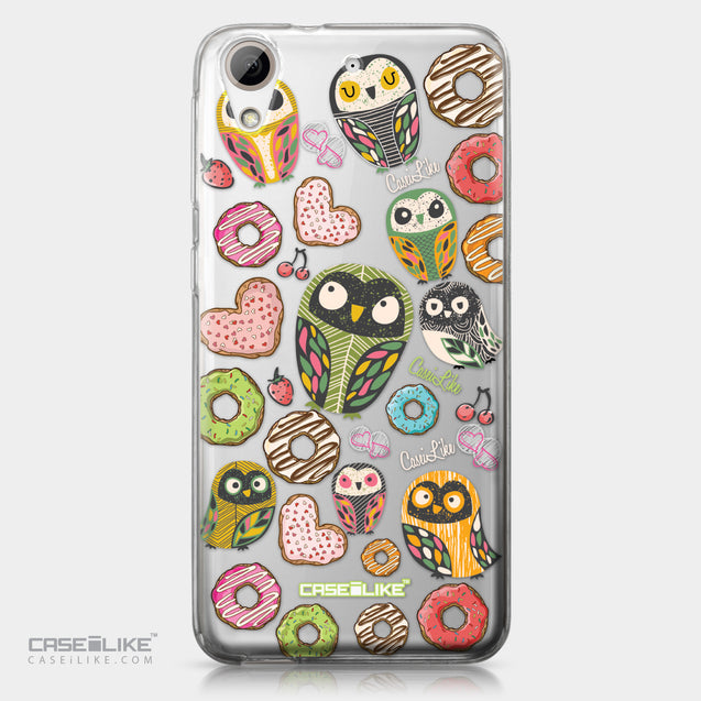 HTC Desire 626 case Owl Graphic Design 3315 | CASEiLIKE.com