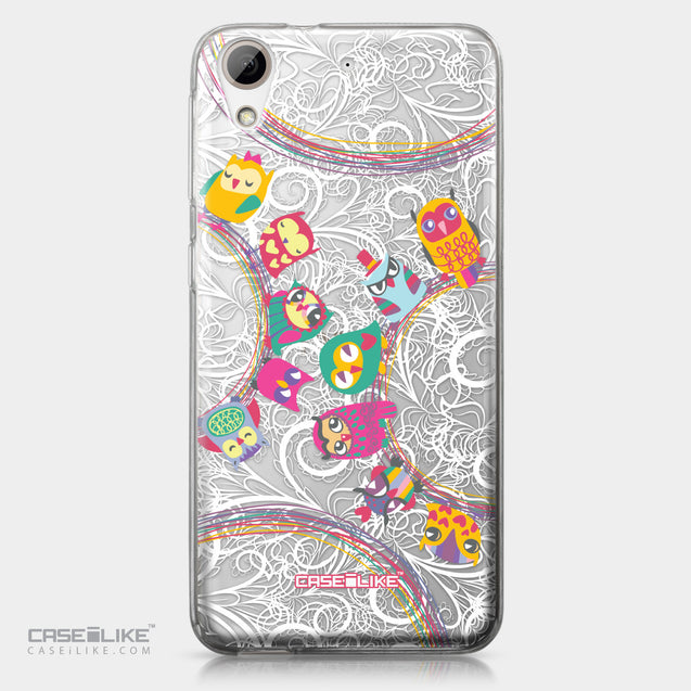 HTC Desire 626 case Owl Graphic Design 3316 | CASEiLIKE.com