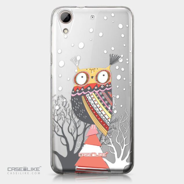 HTC Desire 626 case Owl Graphic Design 3317 | CASEiLIKE.com