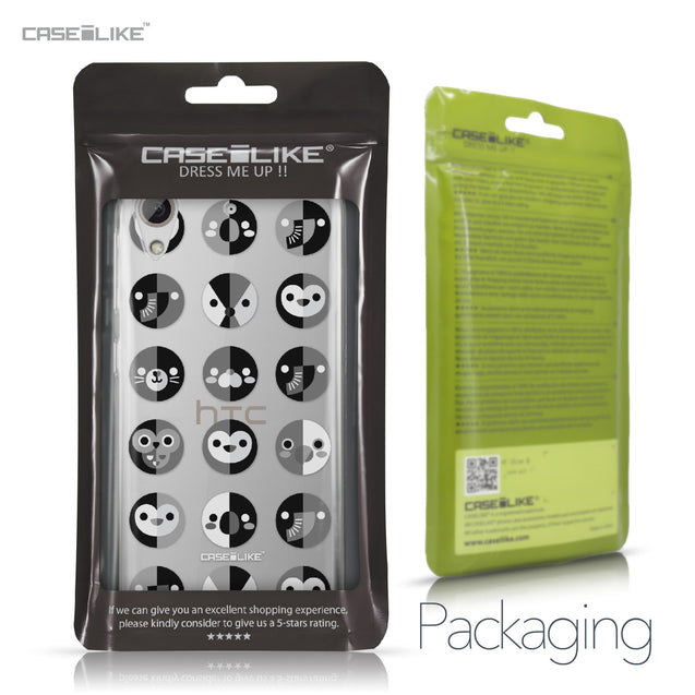 HTC Desire 626 case Animal Cartoon 3639 Retail Packaging | CASEiLIKE.com