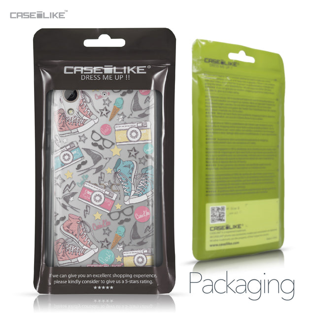 HTC Desire 626 case Paris Holiday 3906 Retail Packaging | CASEiLIKE.com