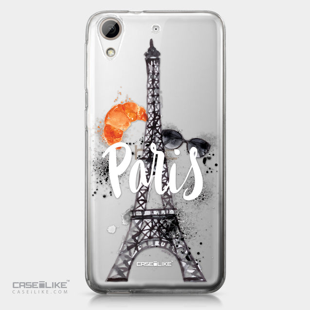 HTC Desire 626 case Paris Holiday 3908 | CASEiLIKE.com