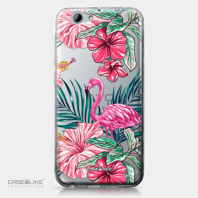 HTC One A9s case Tropical Flamingo 2239 | CASEiLIKE.com