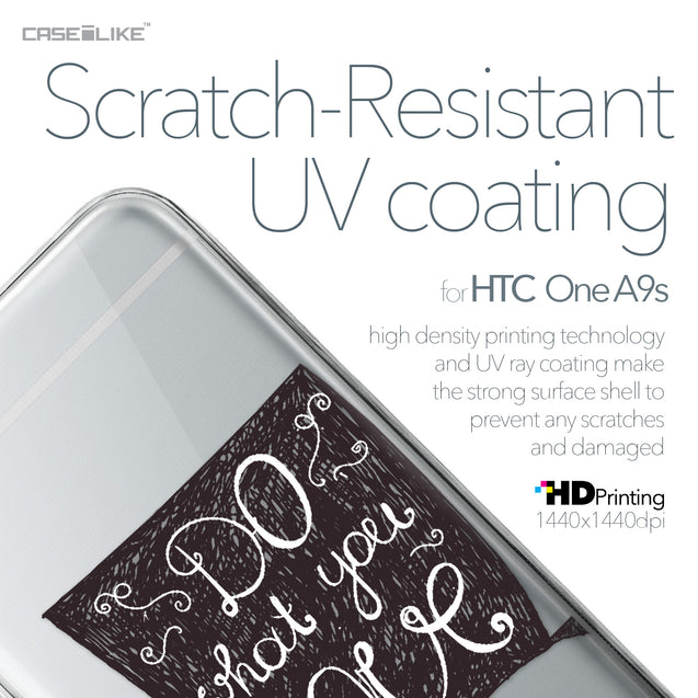 HTC One A9s case Quote 2400 with UV-Coating Scratch-Resistant Case | CASEiLIKE.com