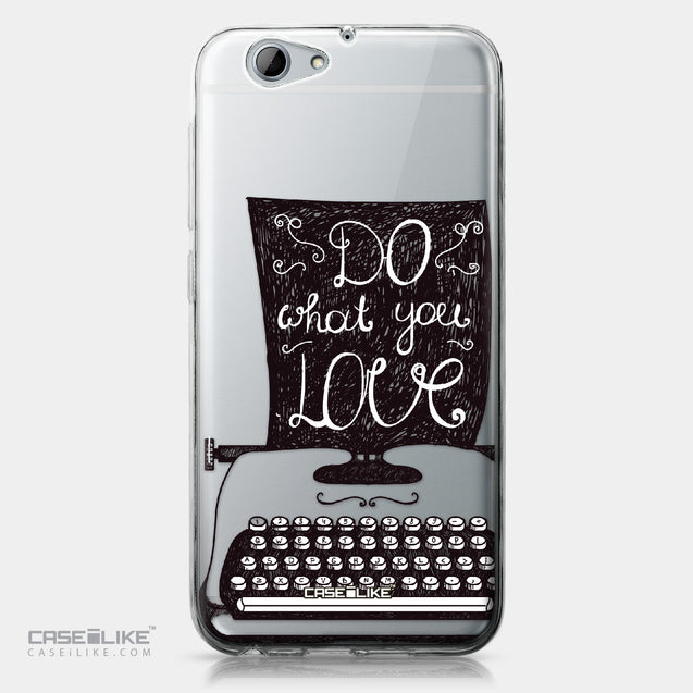 HTC One A9s case Quote 2400 | CASEiLIKE.com