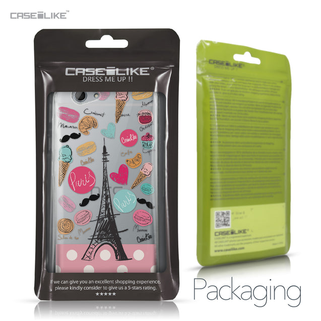 HTC One A9s case Paris Holiday 3904 Retail Packaging | CASEiLIKE.com