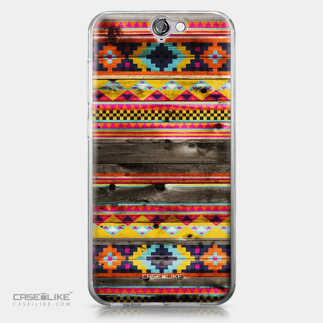 HTC One A9 case Indian Tribal Theme Pattern 2048 | CASEiLIKE.com