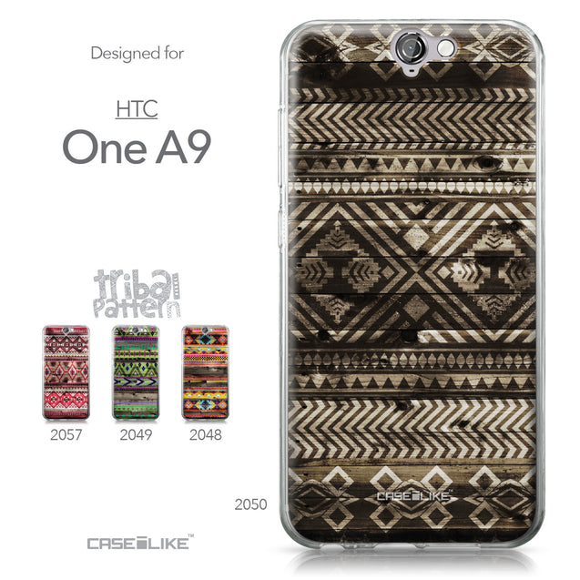 HTC One A9 case Indian Tribal Theme Pattern 2050 Collection | CASEiLIKE.com
