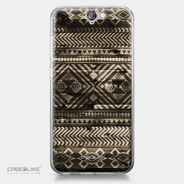 HTC One A9 case Indian Tribal Theme Pattern 2050 | CASEiLIKE.com