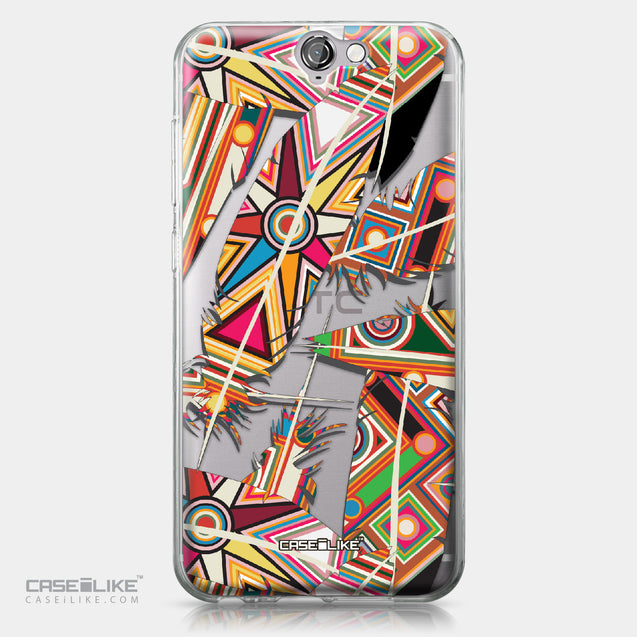 HTC One A9 case Indian Tribal Theme Pattern 2054 | CASEiLIKE.com