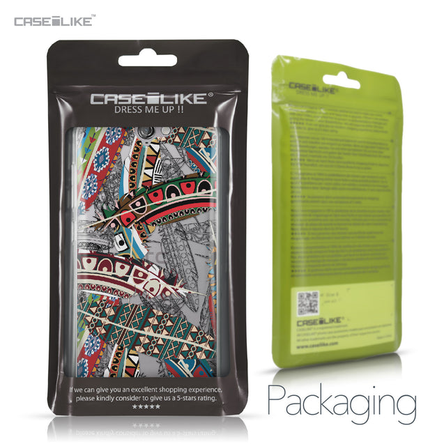 HTC One A9 case Indian Tribal Theme Pattern 2055 Retail Packaging | CASEiLIKE.com