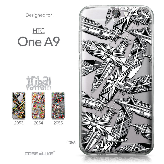 HTC One A9 case Indian Tribal Theme Pattern 2056 Collection | CASEiLIKE.com