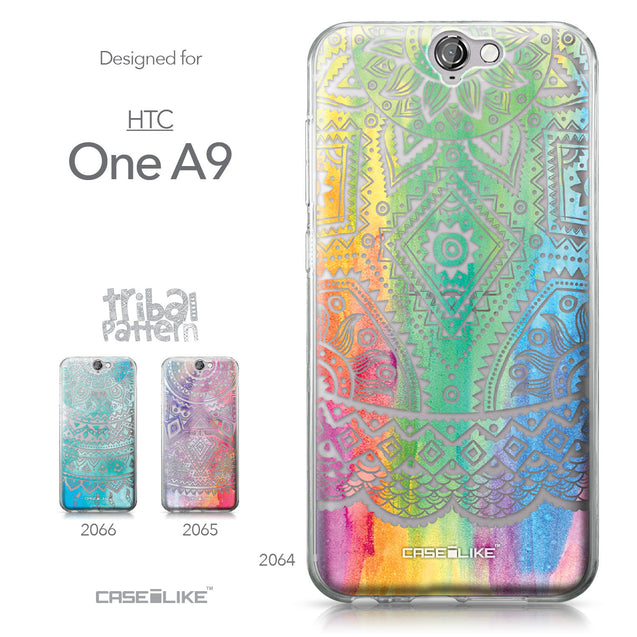 HTC One A9 case Indian Line Art 2064 Collection | CASEiLIKE.com