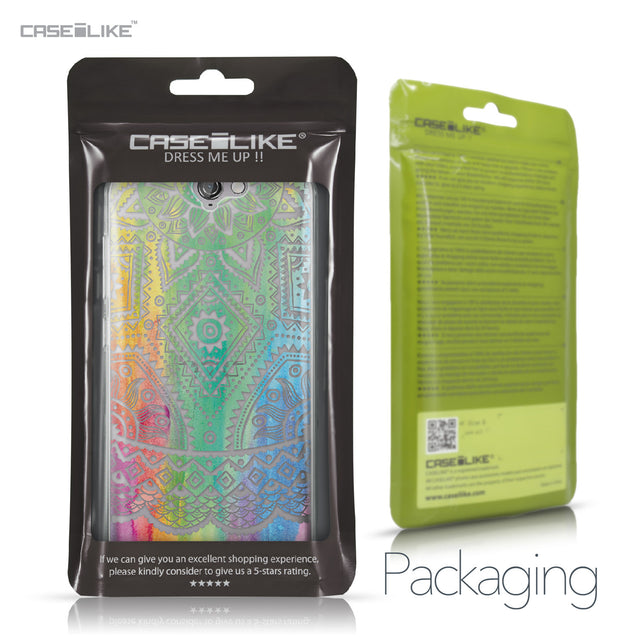 HTC One A9 case Indian Line Art 2064 Retail Packaging | CASEiLIKE.com