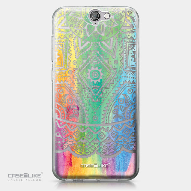 HTC One A9 case Indian Line Art 2064 | CASEiLIKE.com