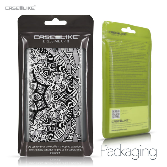 HTC One A9 case Mandala Art 2096 Retail Packaging | CASEiLIKE.com