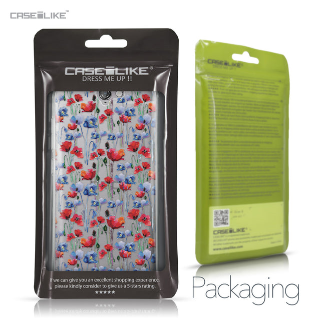 HTC One A9 case Watercolor Floral 2233 Retail Packaging | CASEiLIKE.com