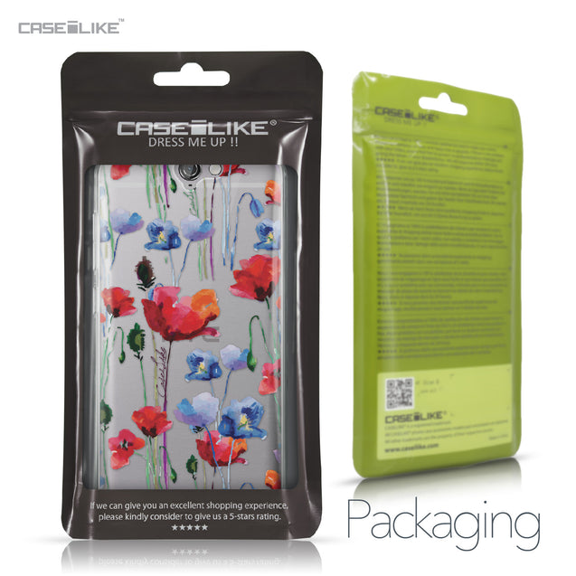 HTC One A9 case Watercolor Floral 2234 Retail Packaging | CASEiLIKE.com
