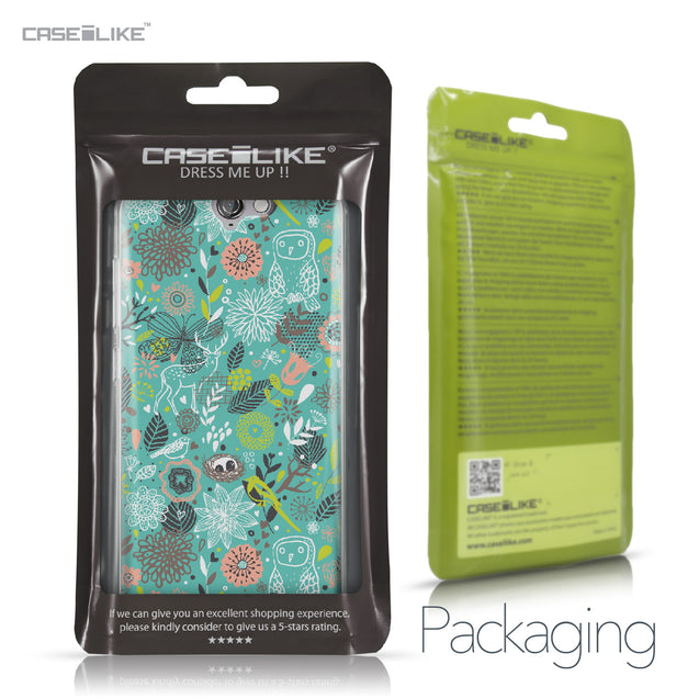HTC One A9 case Spring Forest Turquoise 2245 Retail Packaging | CASEiLIKE.com