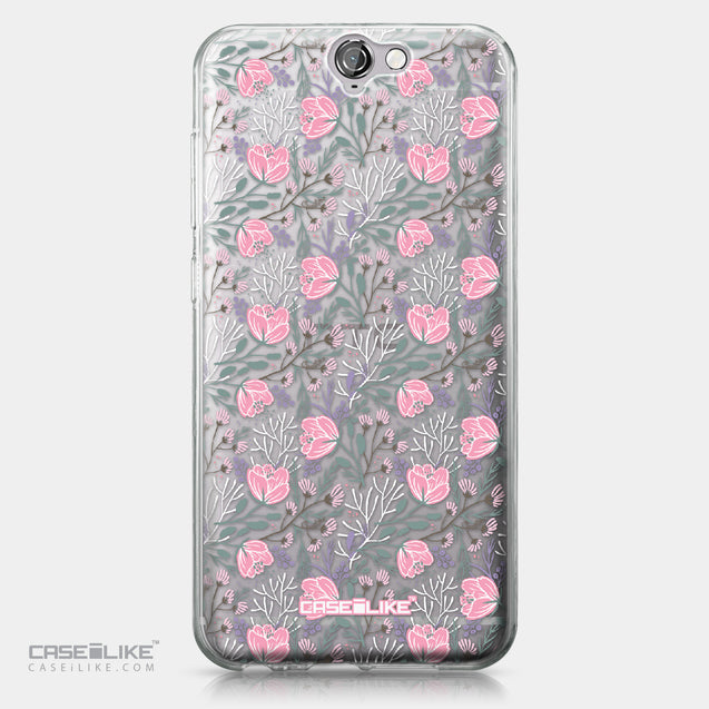 HTC One A9 case Flowers Herbs 2246 | CASEiLIKE.com