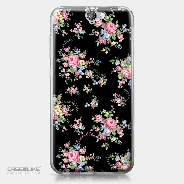 HTC One A9 case Floral Rose Classic 2261 | CASEiLIKE.com