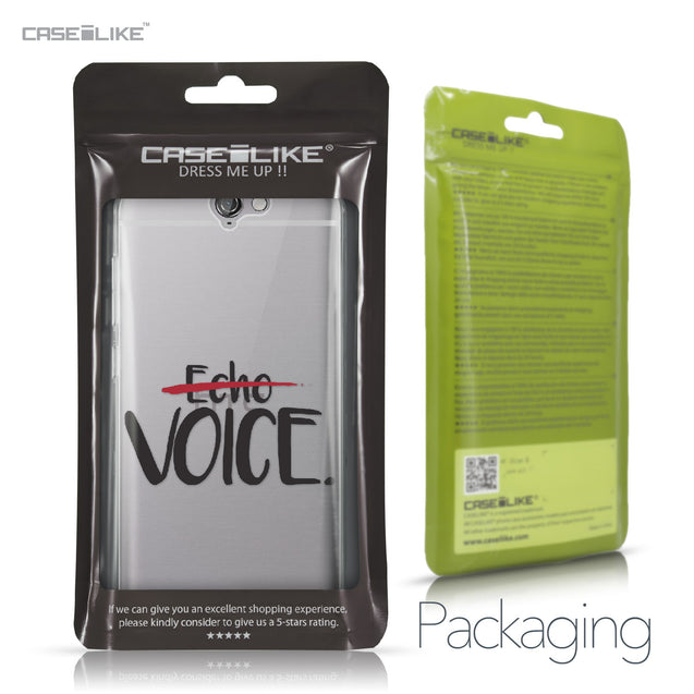 HTC One A9 case Quote 2405 Retail Packaging | CASEiLIKE.com