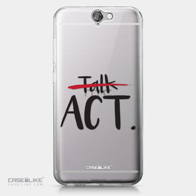 HTC One A9 case Quote 2408 | CASEiLIKE.com
