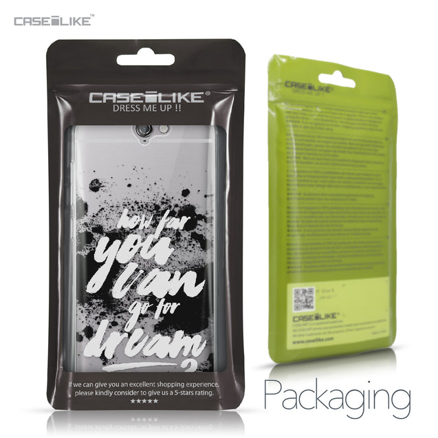 HTC One A9 case Quote 2413 Retail Packaging | CASEiLIKE.com