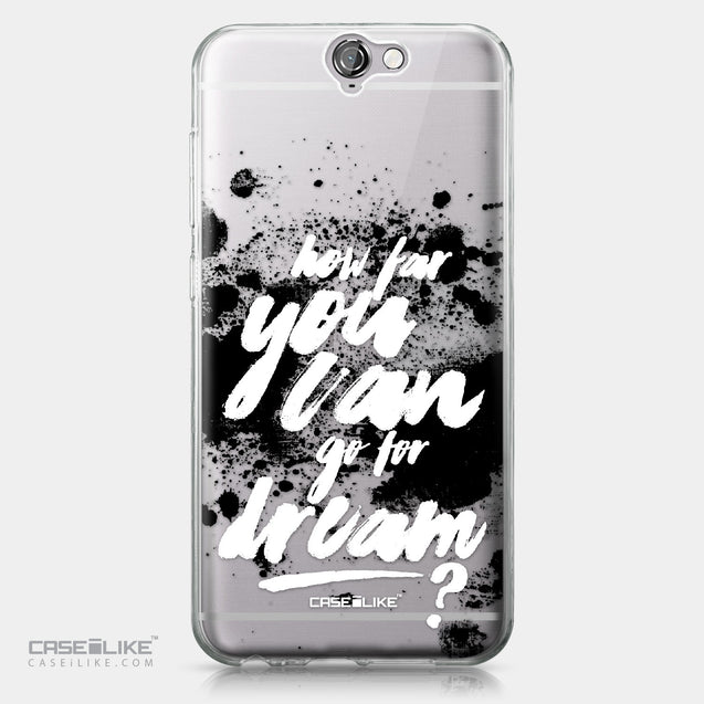 HTC One A9 case Quote 2413 | CASEiLIKE.com