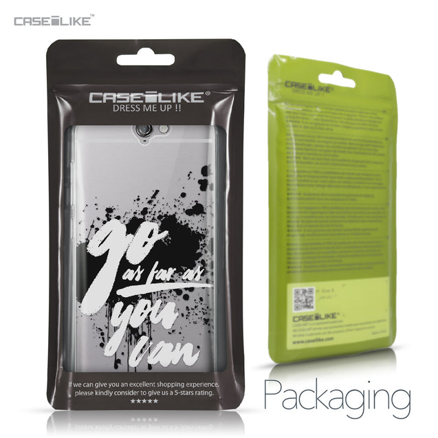 HTC One A9 case Quote 2415 Retail Packaging | CASEiLIKE.com