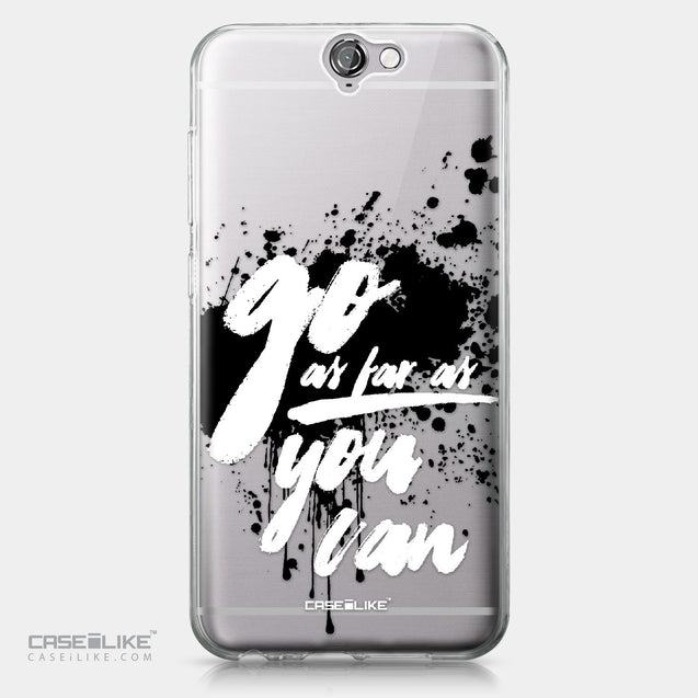 HTC One A9 case Quote 2415 | CASEiLIKE.com