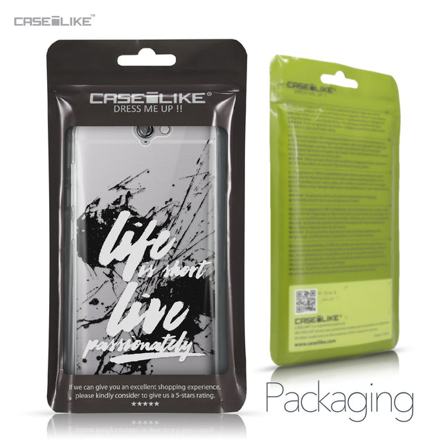 HTC One A9 case Quote 2416 Retail Packaging | CASEiLIKE.com