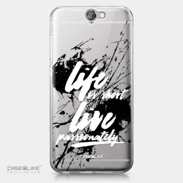 HTC One A9 case Quote 2416 | CASEiLIKE.com
