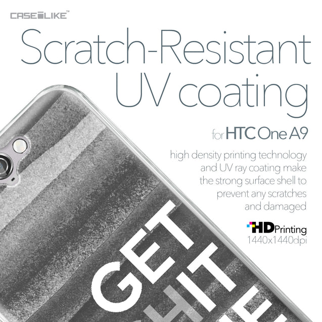 HTC One A9 case Quote 2429 with UV-Coating Scratch-Resistant Case | CASEiLIKE.com
