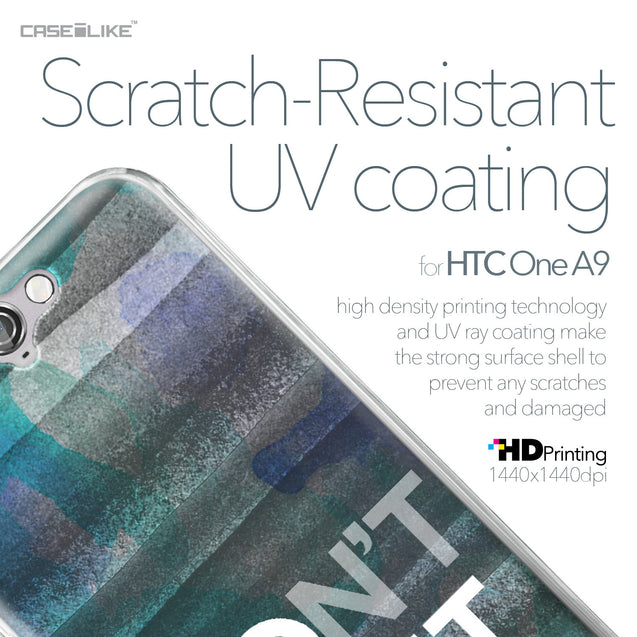 HTC One A9 case Quote 2431 with UV-Coating Scratch-Resistant Case | CASEiLIKE.com