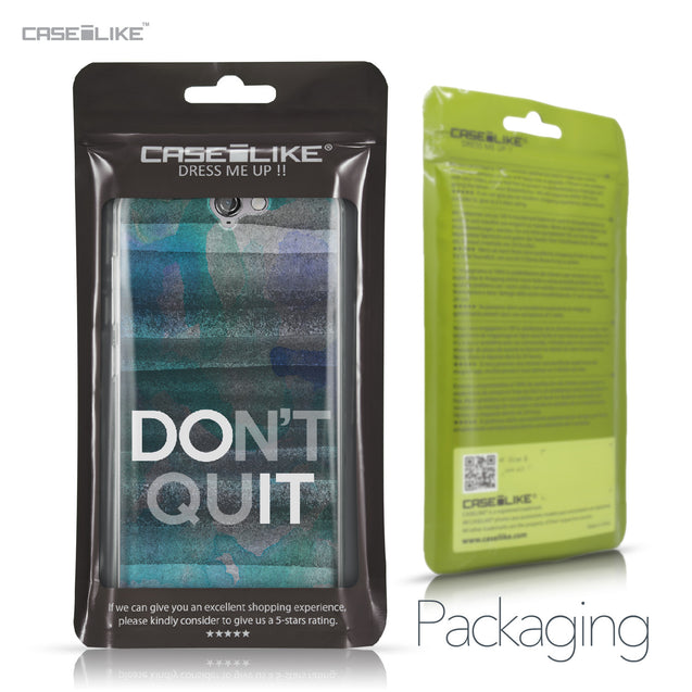 HTC One A9 case Quote 2431 Retail Packaging | CASEiLIKE.com