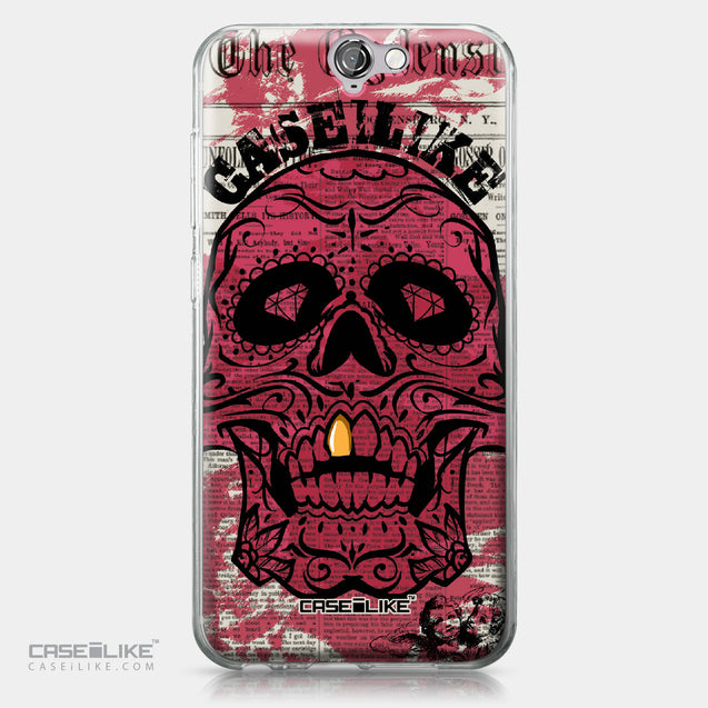 HTC One A9 case Art of Skull 2523 | CASEiLIKE.com