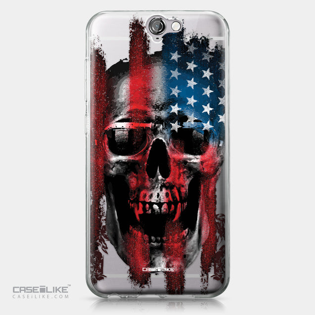 HTC One A9 case Art of Skull 2532 | CASEiLIKE.com