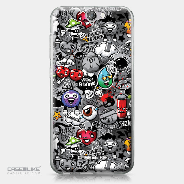HTC One A9 case Graffiti 2709 | CASEiLIKE.com
