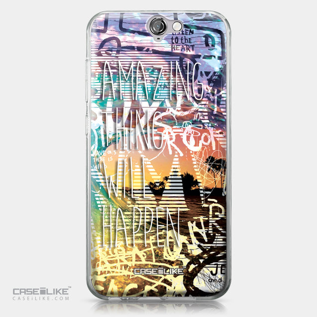 HTC One A9 case Graffiti 2729 | CASEiLIKE.com