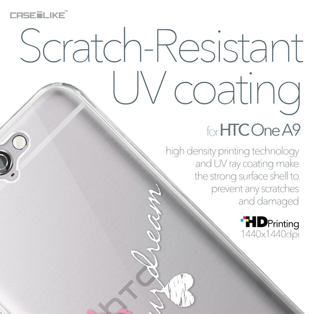 HTC One A9 case Owl Graphic Design 3314 with UV-Coating Scratch-Resistant Case | CASEiLIKE.com