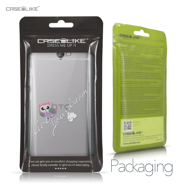 HTC One A9 case Owl Graphic Design 3314 Retail Packaging | CASEiLIKE.com