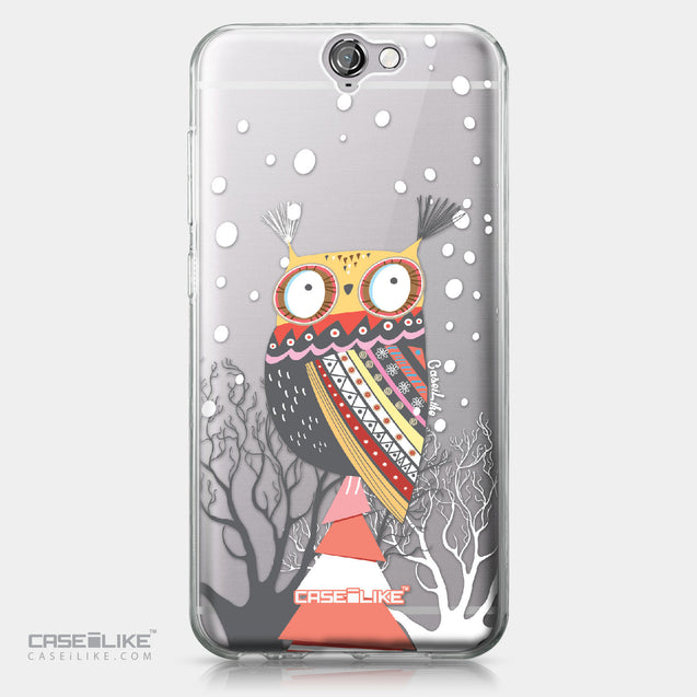 HTC One A9 case Owl Graphic Design 3317 | CASEiLIKE.com