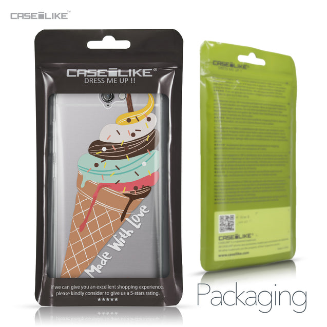 HTC One A9 case Ice Cream 4820 Retail Packaging | CASEiLIKE.com