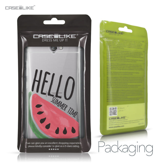 HTC One A9 case Water Melon 4821 Retail Packaging | CASEiLIKE.com
