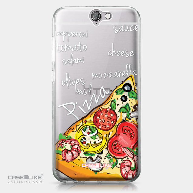 HTC One A9 case Pizza 4822 | CASEiLIKE.com
