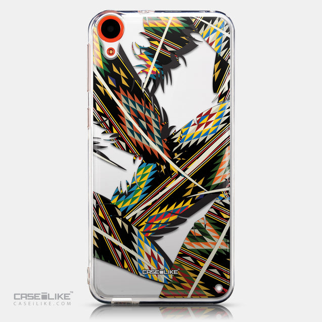 CASEiLIKE HTC Desire 820 back cover Indian Tribal Theme Pattern 2053