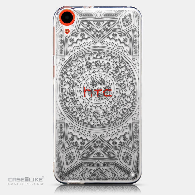 CASEiLIKE HTC Desire 820 back cover Indian Line Art 2063