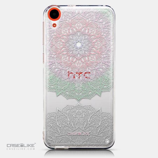 CASEiLIKE HTC Desire 820 back cover Mandala Art 2092