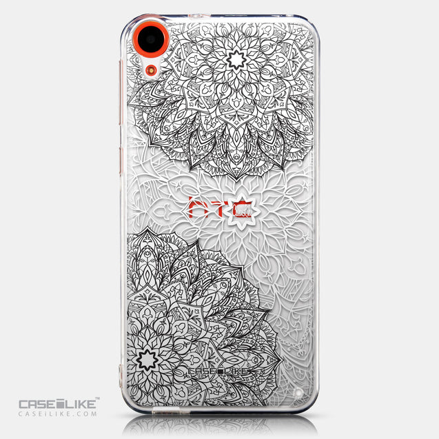 CASEiLIKE HTC Desire 820 back cover Mandala Art 2093